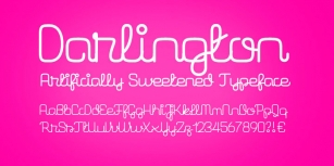 Darlington Font Download