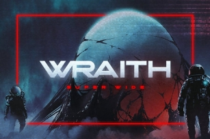 Wraith Font Download