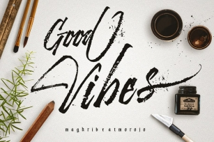 Good Vibes Font Download