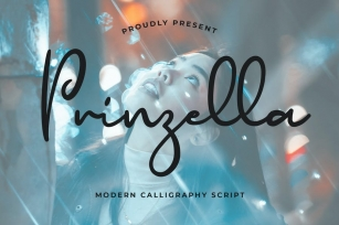Prinzella Beautiful Calligraphy Font Font Download