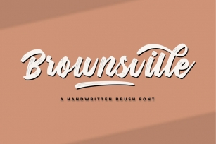 Brownsville Font Download