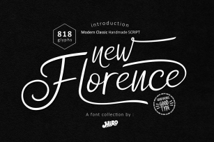 New Florence Font Download