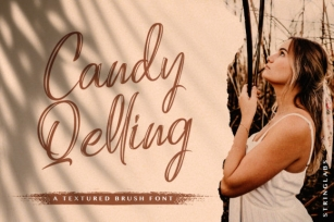 Candy Qelling Font Download