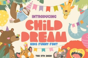 Child Dream Font Download
