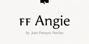FF Angie Pro Font Download