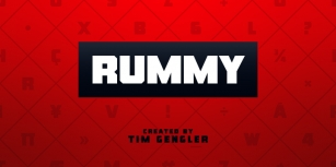 Rummy Font Download