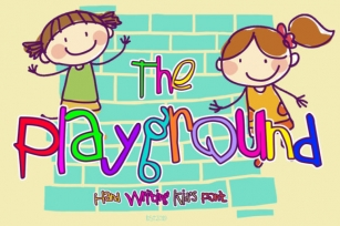 The Playground Font Download