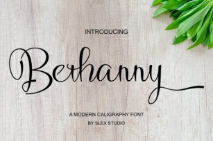 Bethanny Font Download