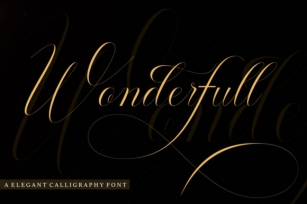 Wonderfull Font Download