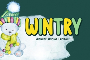 Wintry Font Download