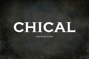 Chical Font Download
