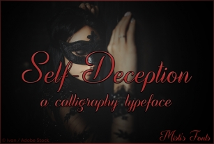 Self-Deception Font Download