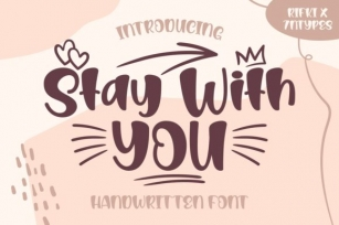 Stay with You Font Download