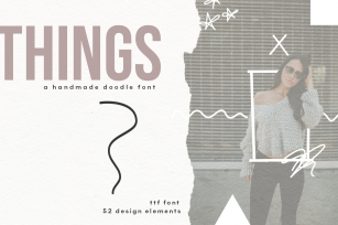 Things Font Download