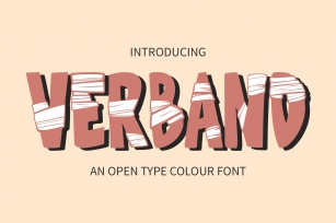 Verband Font Download