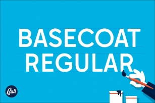 Basecoat Regular Font Download