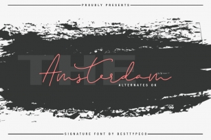 The Amsterdam Font Download