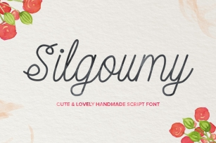 Silgoumy Font Download
