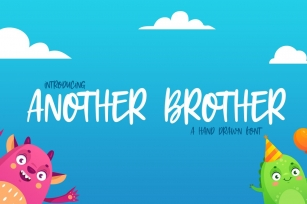 Another Brother Font Download