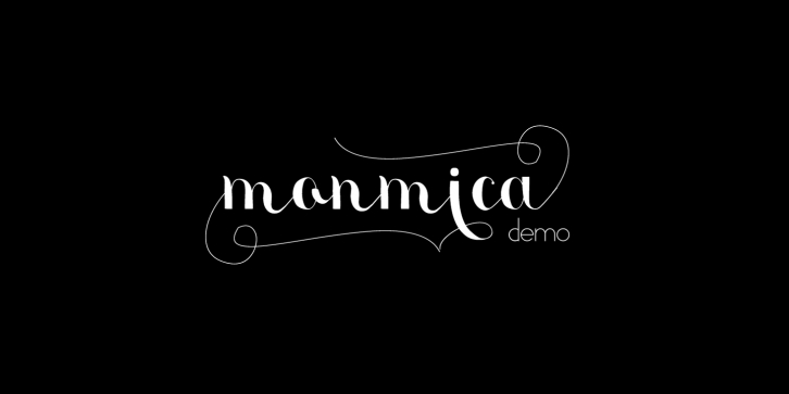 Monmica Font Download