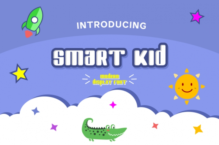 Smart Kid Font Download