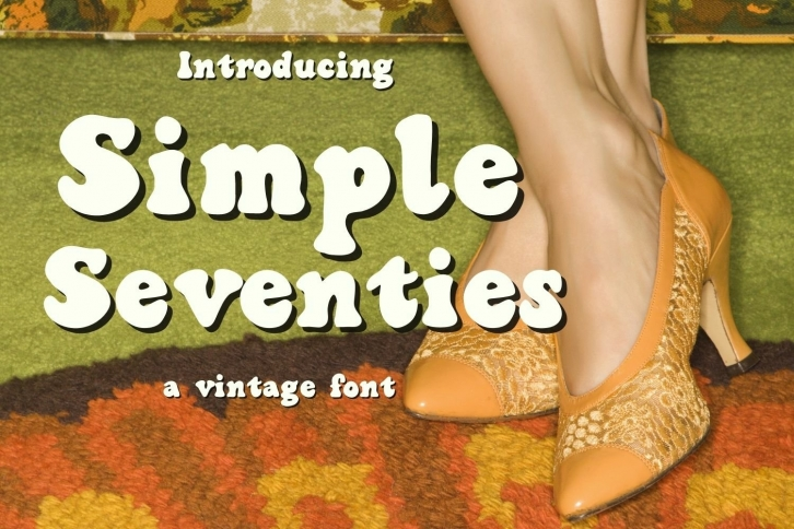 Simple Seventies Font Download