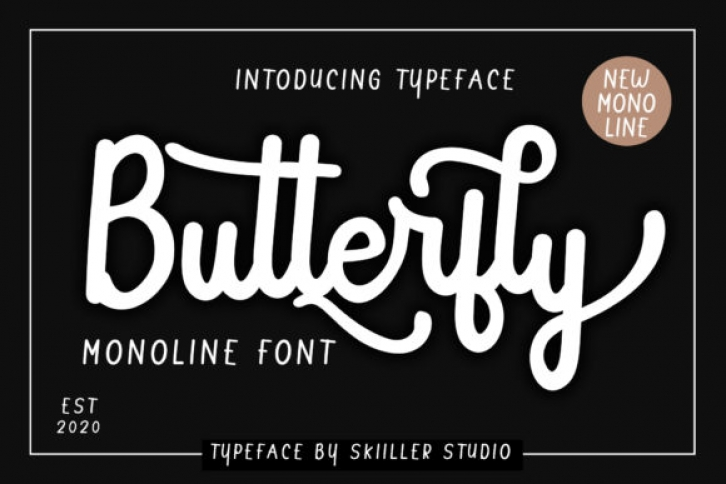 Butterfly Font Download