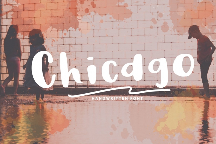 Chicago Font Download
